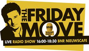 BNR radio, Friday Move, januari 2017