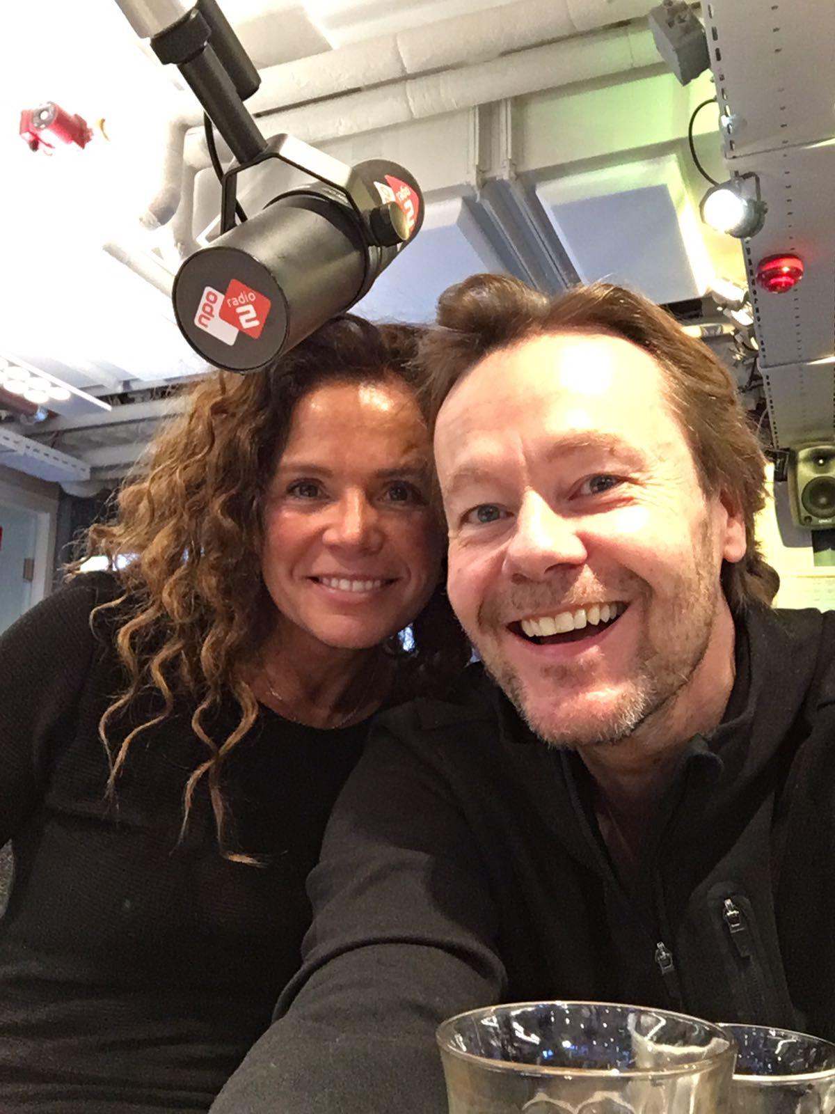 Bij Gijs 2.0 op NPO radio 2, januari 2017