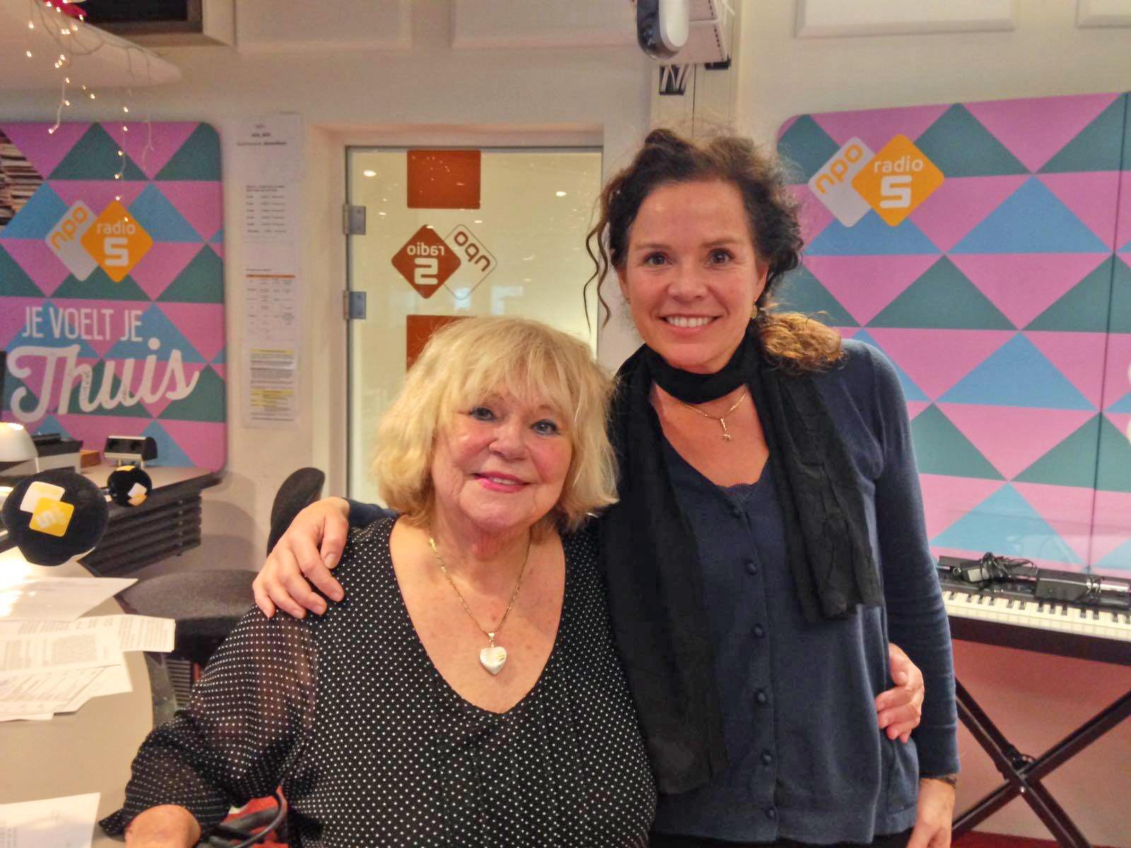 Nicole in de TinekeShow, NPO Radio5, maart 2017